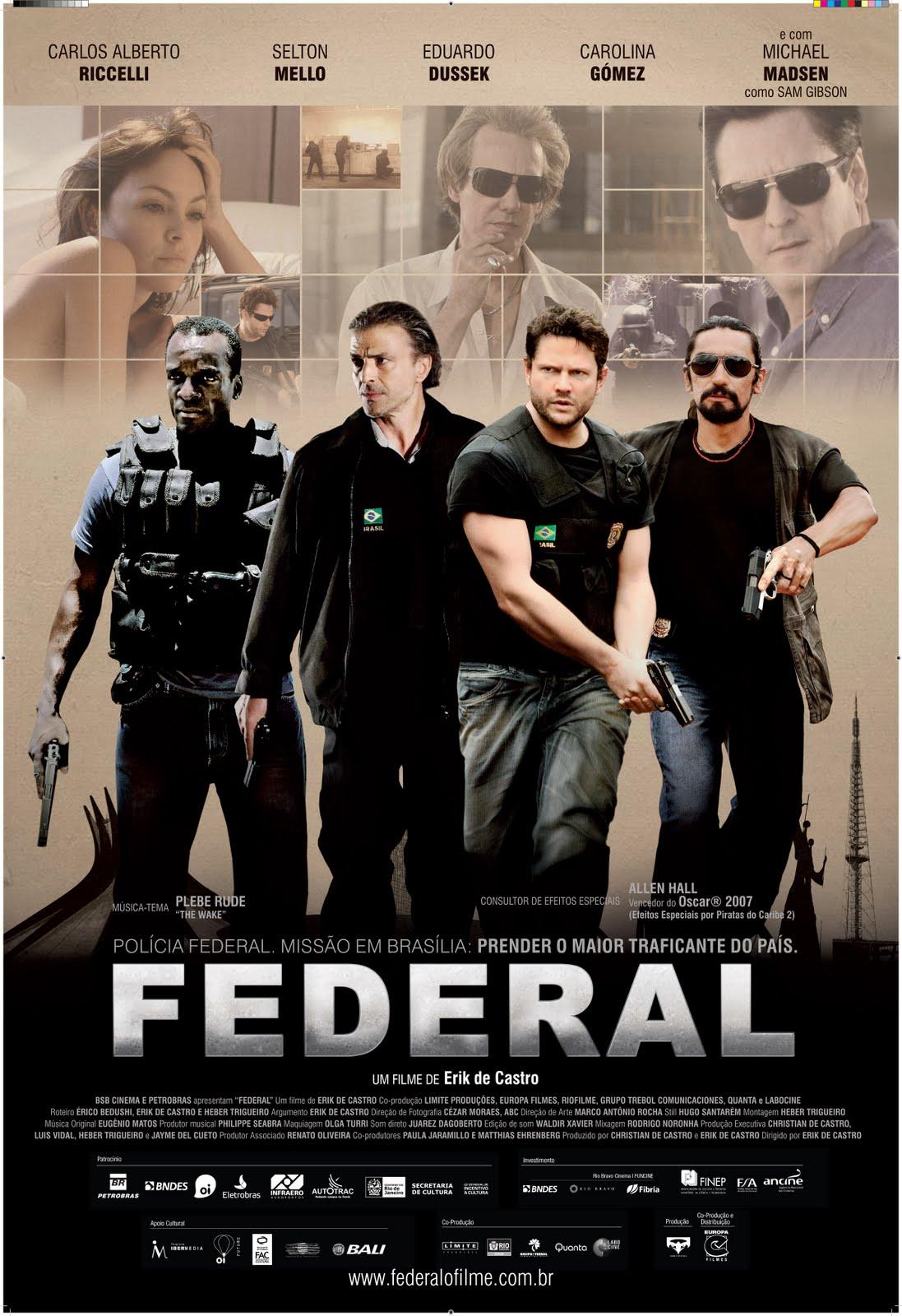 Resultado de imagem para federal filme 2010